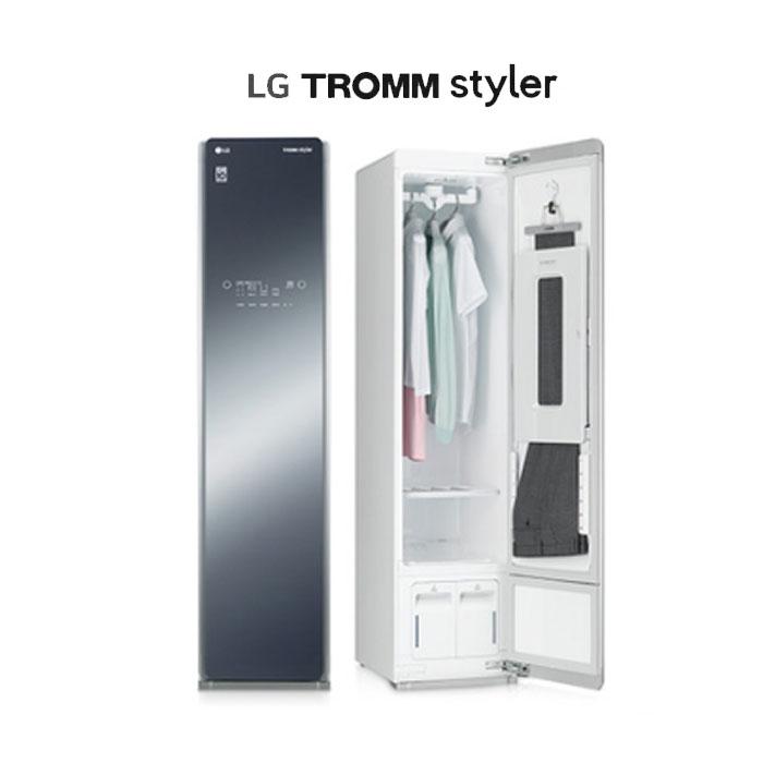LG 스타일 S5BB 렌탈 고급형 린넨블랙 3-5년의무사용